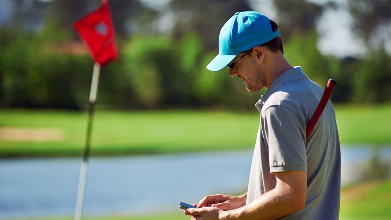 Einmal registriert steht den Golfern in Zukunft die Qualifizierte elektronische Scorekarte zur Verfügung. Registrieren Sie sich über die DGV-Website golf-dgv.de. (Bildquelle: DGV)