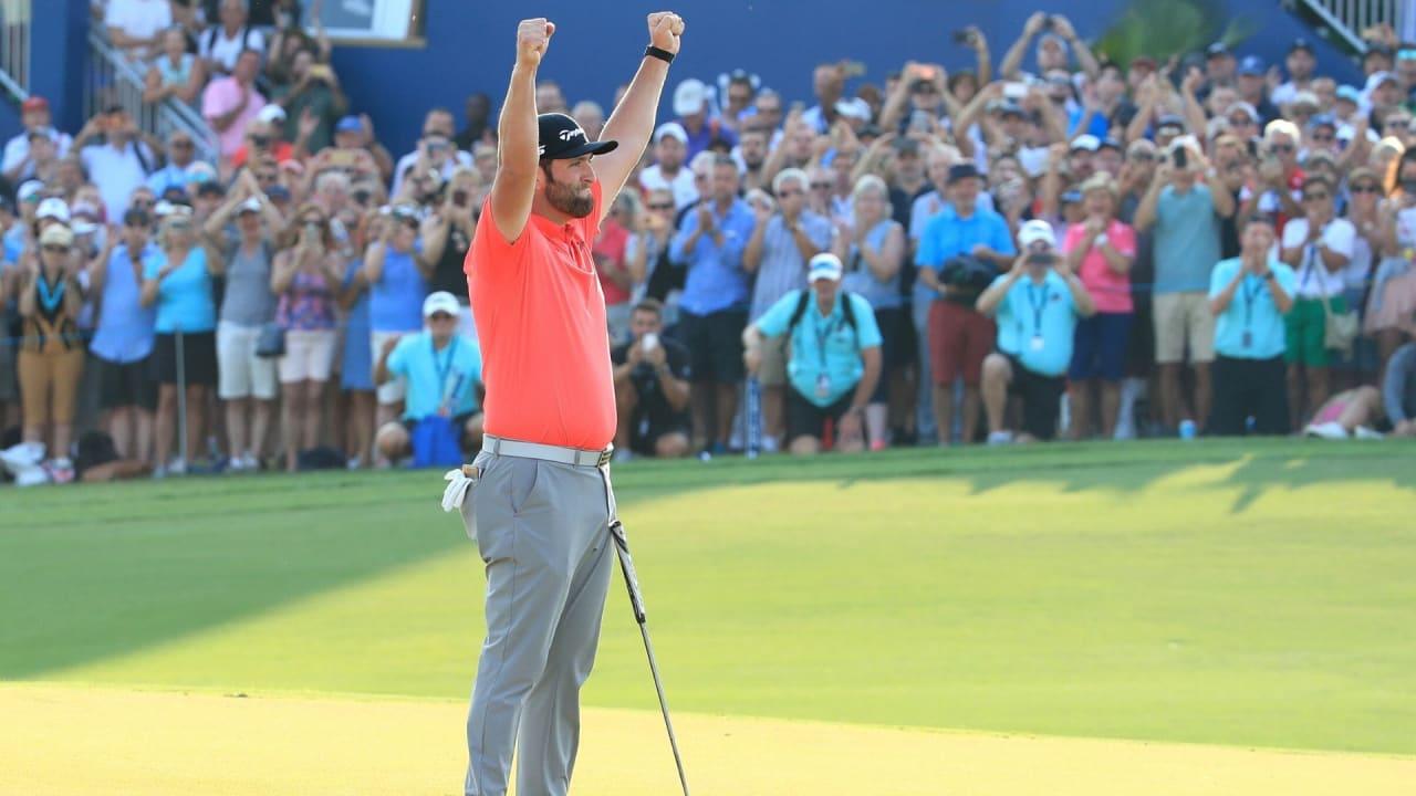 Nach einer erfolgreichen Saison wird Jon Rahm als Golfer des Jahres ausgezeichnet. (Foto: Getty)Nach einer erfolgreichen Saison wird Jon Rahm als Golfer des Jahres ausgezeichnet. (Foto: Getty)