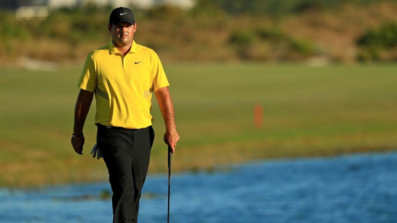 Patrick Reed verliert seine Führung bei der Hero World Challenge auf der PGA Tour. (Foto: Getty)