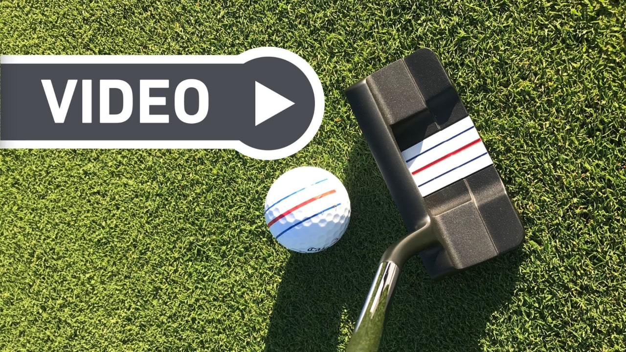 Die neusten Odyssey Putter bei uns im Video. (Foto: Golf Post)