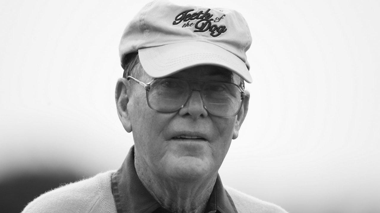 Pete Dye starb am 09. Januar 2020 im Alter von 94 Jahren. (Foto: Getty)