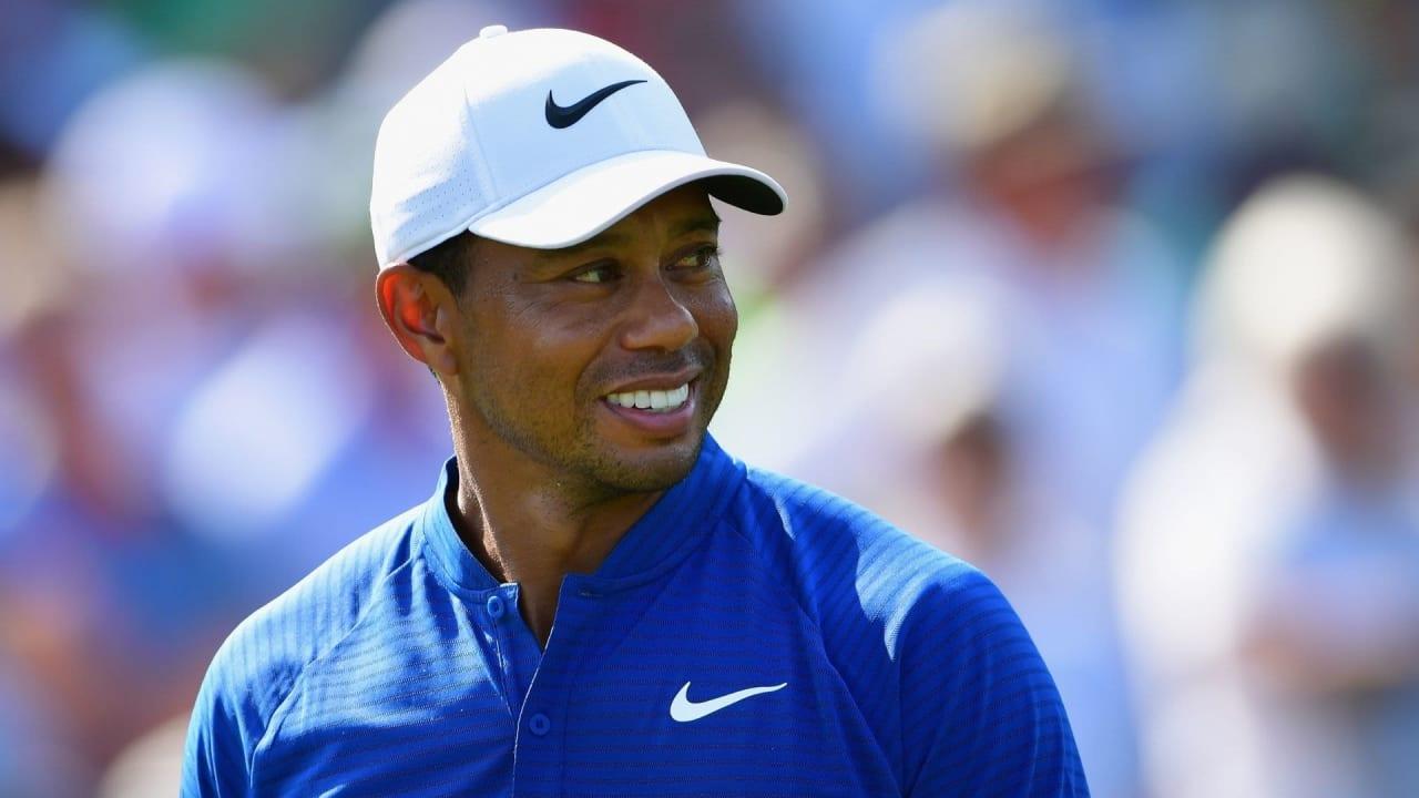 Tiger Woods Unterschreibt Langzeitvertrag Mit