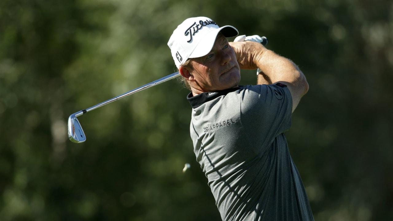 Alex Cejka bleibt bei der Desert Classic der PGA Tour konstant. (Foto: Getty)