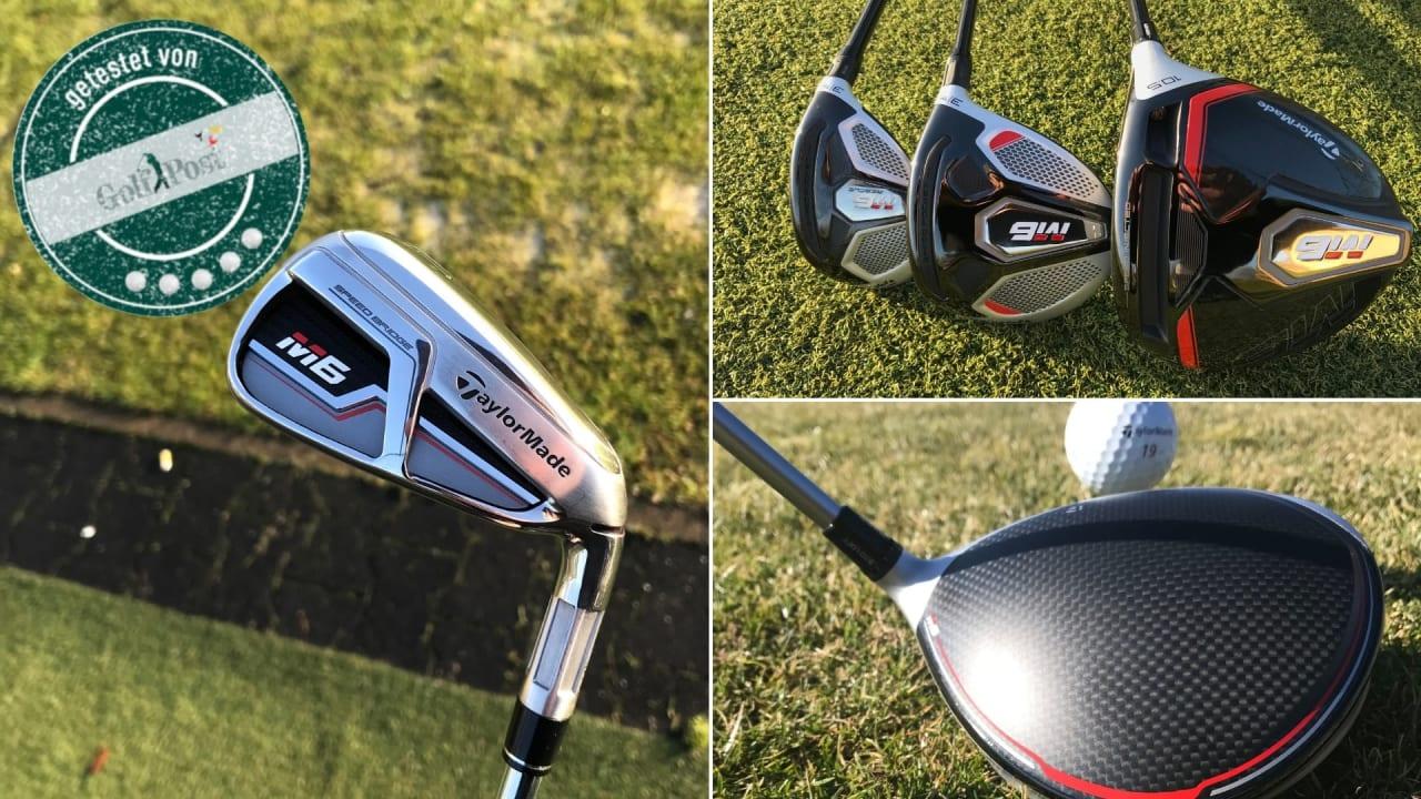 Golf Post hat die neuen M5 und M6 Schläger von TaylorMade getestet. (Foto: Golf Post)