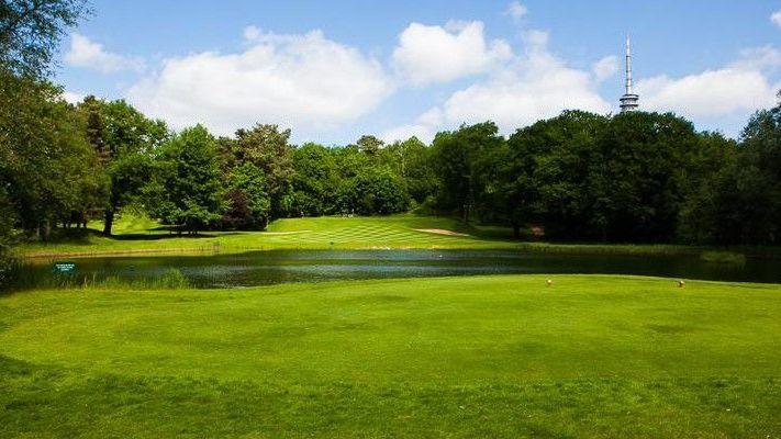 Golfplatz in Berlin