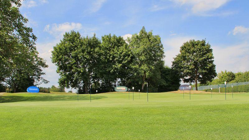 Golfplatz in St. Johann