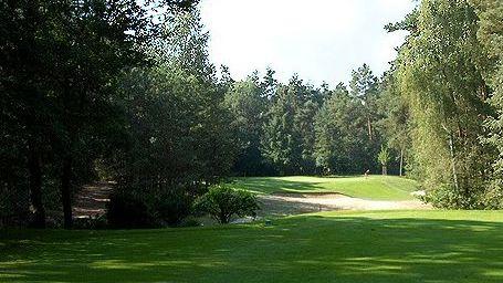 Golfplatz in Nürnberg