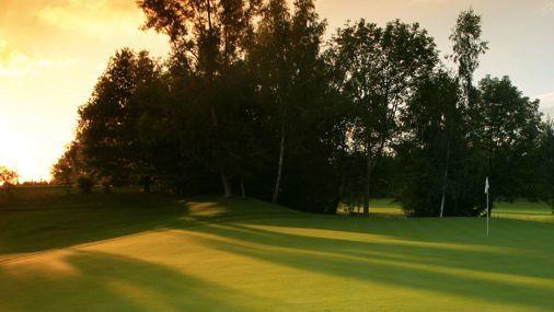 Golfplatz in Wörthsee