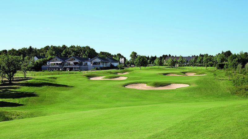 Golfplatz in Heiligenhaus