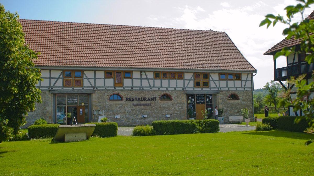 Golfplatz in Mühlberg
