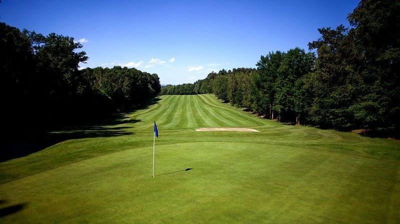 Golfplatz in Wachtberg-Niederbachem