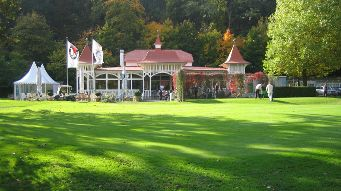 Golfplatz in Bad Nauheim
