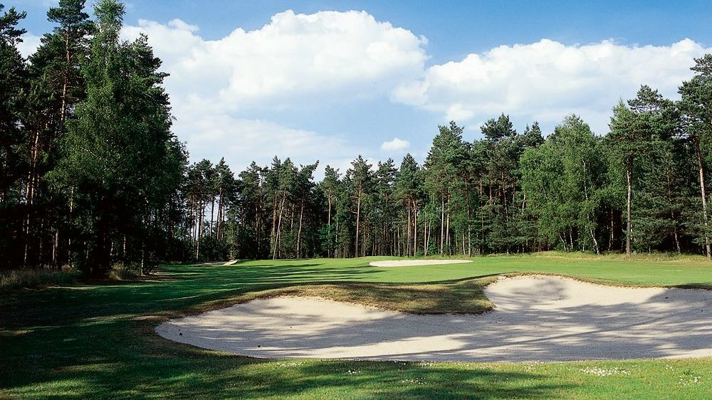 Golfplatz in Burgdorf/Ehlershausen