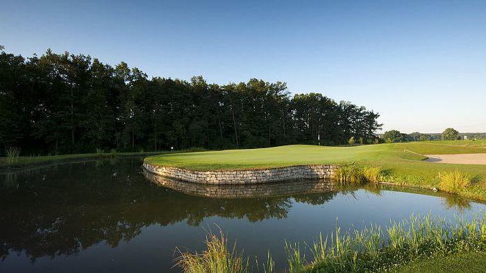 Golfplatz in Herzogenaurach