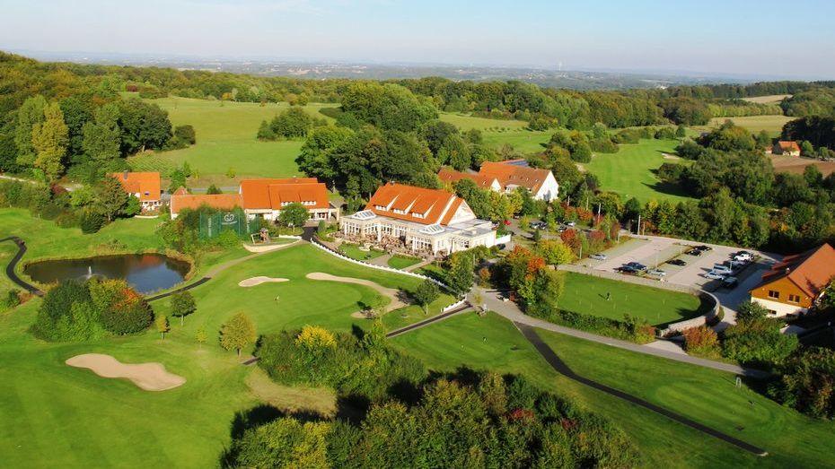 Golfplatz in Halle/Westfalen