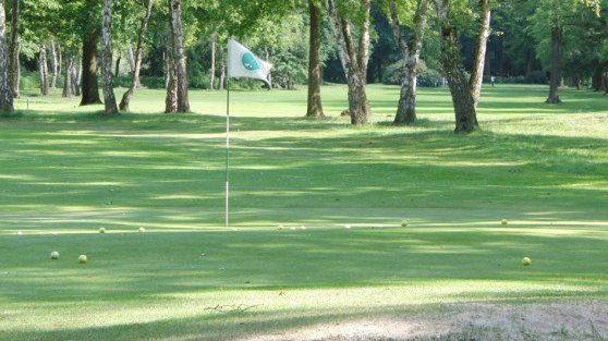 Golfplatz in Duisburg