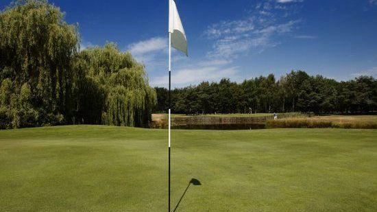Golfplatz in Wegberg