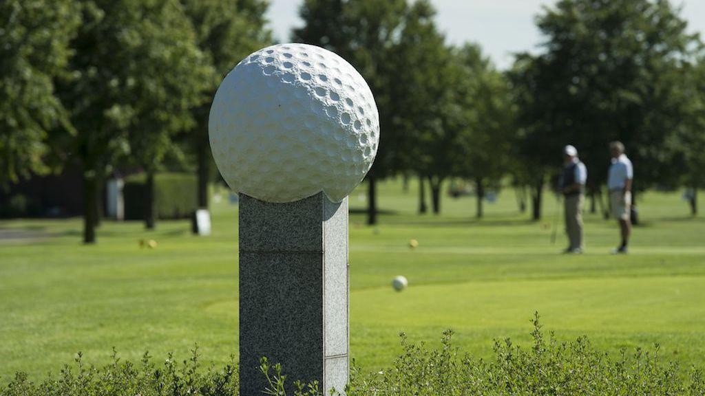 Golfplatz in Bergheim-Fliesteden