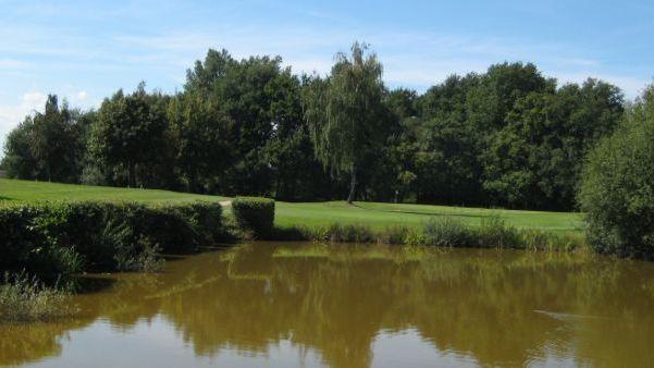 Golfplatz in St. Augustin