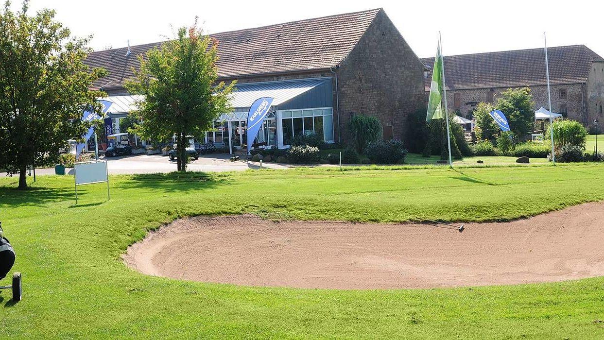 Golfplatz in Homburg