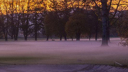 Golfplatz in Neustadt-Geinsheim