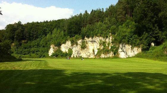 Golfplatz in Orsingen-Nenzingen