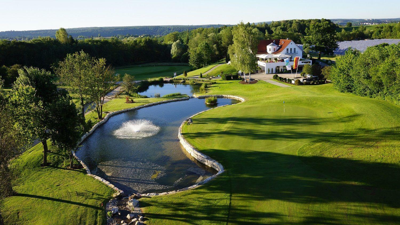 Golfplatz in Inzigkofen