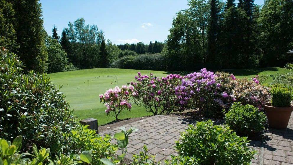 Golfplatz in Aukrug-Bargfeld