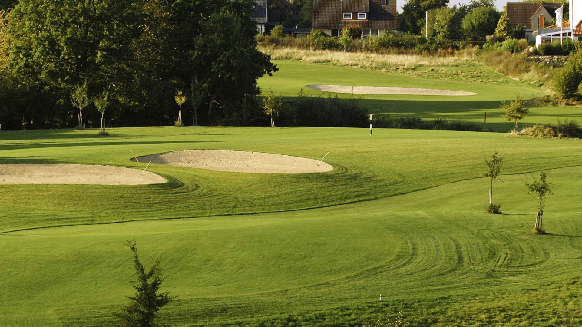 Golfplatz in Heikendorf-Kitzeberg