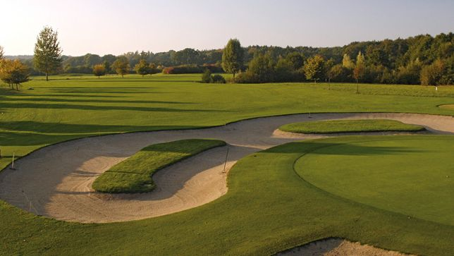 Golfplatz in Jersbek