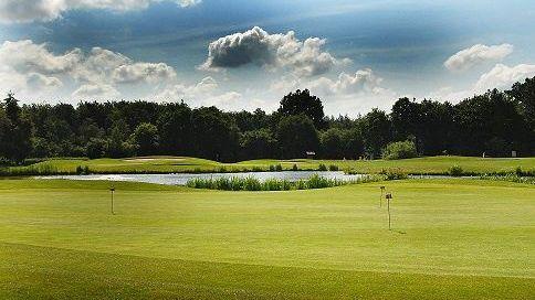 Golfplatz in Hatten-Dingstede