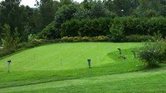 Golfplatz in Stadtbergen/Augsburg