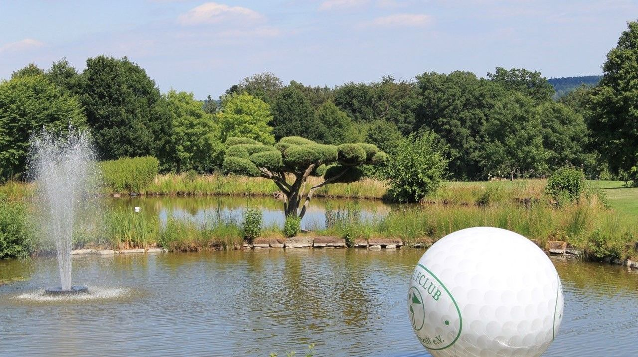 Golfplatz in Bad Liebenzell