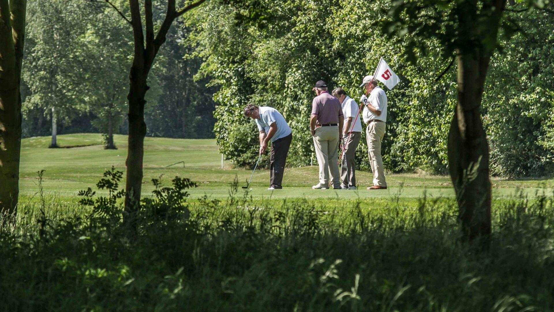 Golfplatz in Marienfeld