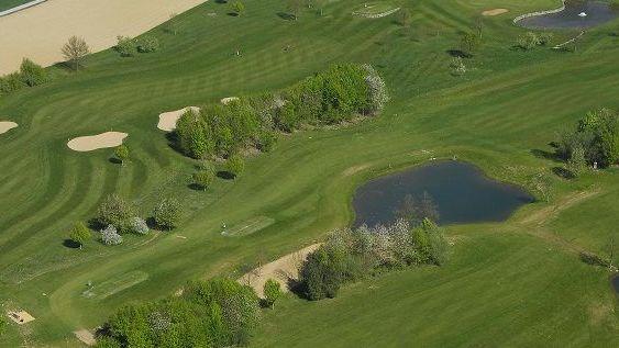 Golfplatz in Friedrichsruhe-Zweiflingen