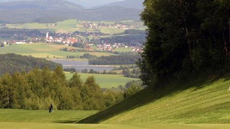 Golfplatz in Furth im Wald