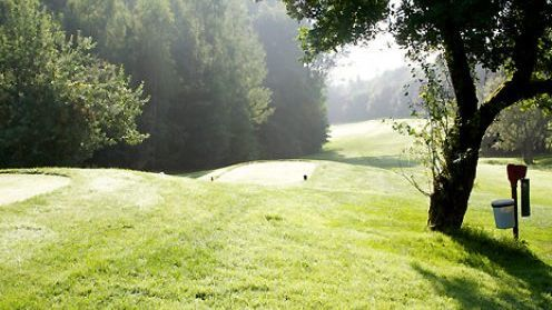 Golfplatz in Thurnau
