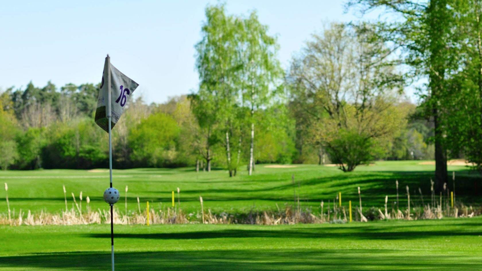 Golfplatz in Lichtenau