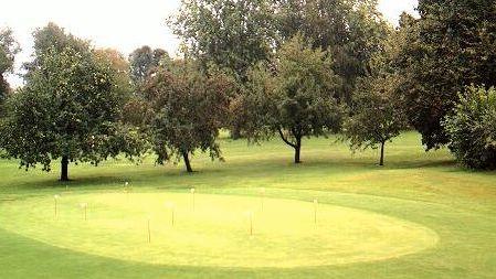 Golfplatz in Haiming