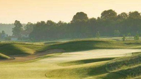Golfplatz in Valley