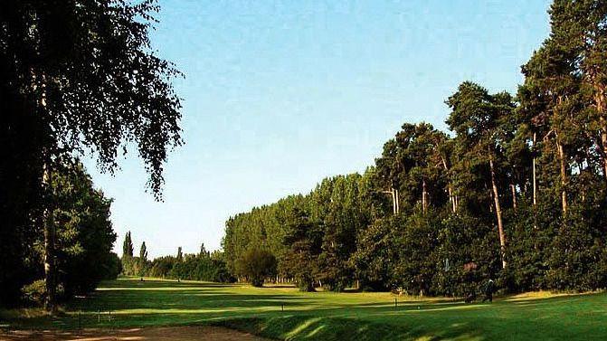 Golfplatz in Fürth