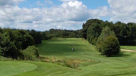 Golfplatz in Egling-Riedhof