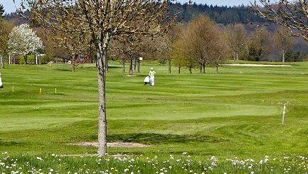 Golfplatz in Kirschweiler