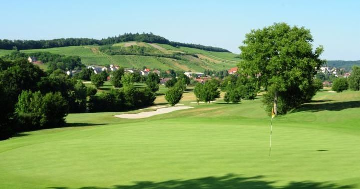 Golfplatz in Östringen-Tiefenbach