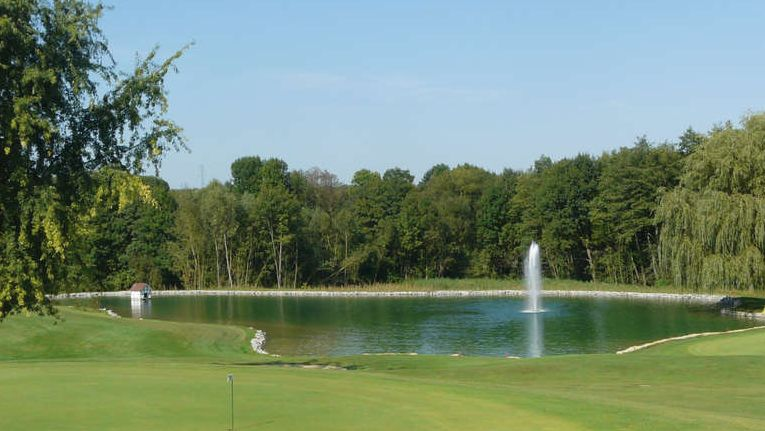 Golfplatz in Bad Rappenau-Zimmerhof
