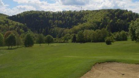 Golfplatz in Starzach-Sulzau
