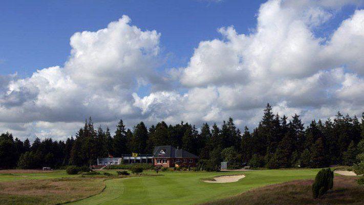 Golfplatz in Sorgbrück