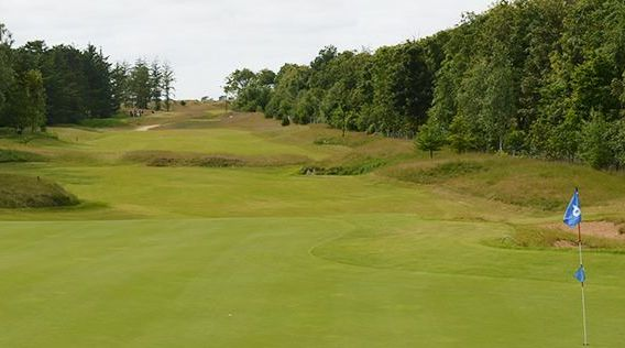 Golfplatz in Nieblum