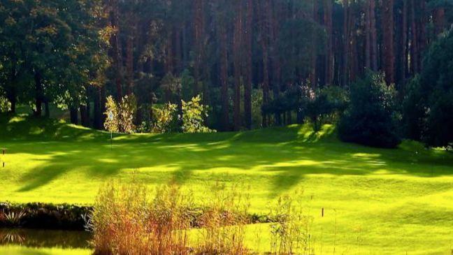 Golfplatz in St. Dionys