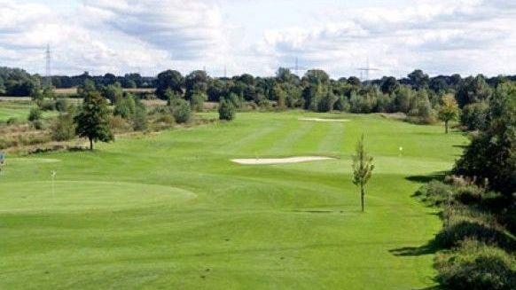 Golfplatz in Haselau